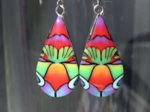 earrings by melanie allen