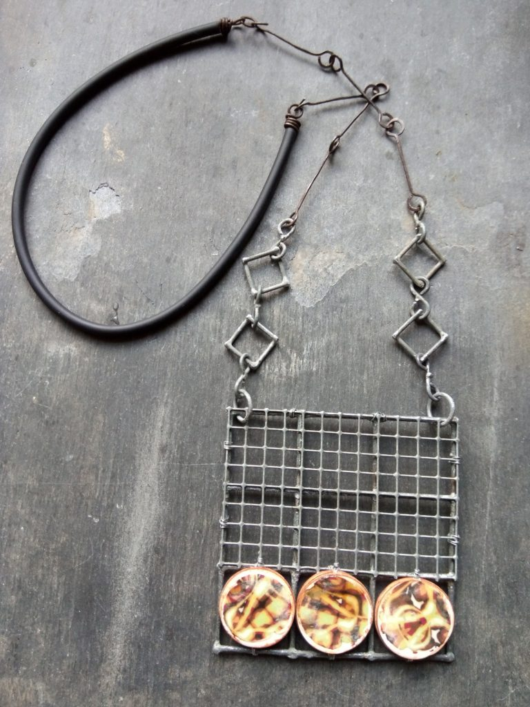 necklace by Jon Burgess